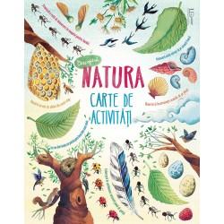 Descoperă natura. Carte de...