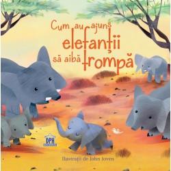Cum au ajuns elefanții să...