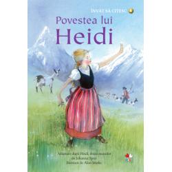 Povestea lui Heidi - Învăț...