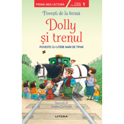 Dolly și trenul - Povești...