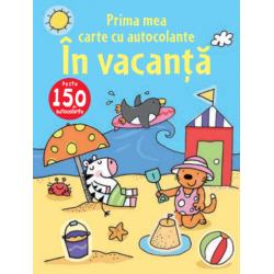 În vacanță. Prima mea carte...