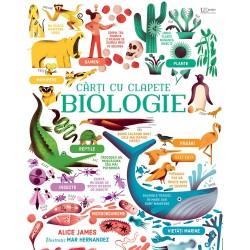 Biologie - Cărți cu clapete