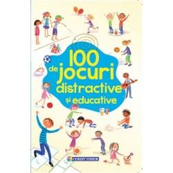 100 de jocuri distractive...