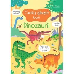Cauta si gaseste. Dinozaurii